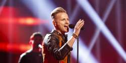 Ireland 2016: Nicky Byrne's second rehearsal