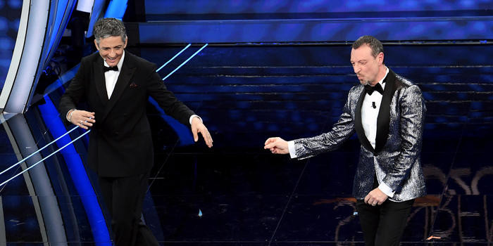 Italy 2020: Sanremo Night 1