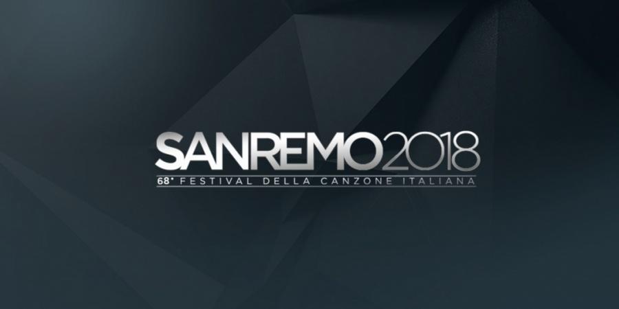 Italy Sanremo 2018 logo