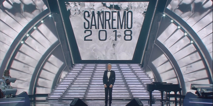 Italy Sanremo 2018 Stage