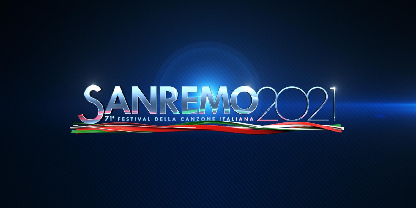 Italy: Sanremo 2021 logo