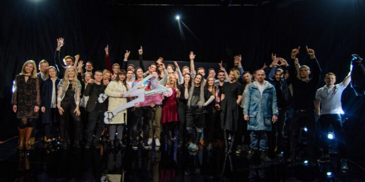 Latvia: Supernova 2017 participants