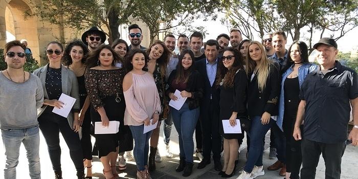 Malta MESC 2018 contestants