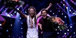 Melodifestivalen 2017: Mariette and Benjamin