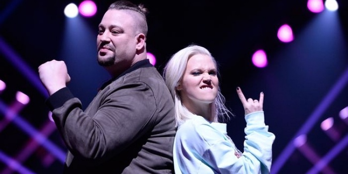 Melodifestivalen 2017: Nano and Ace Wilder