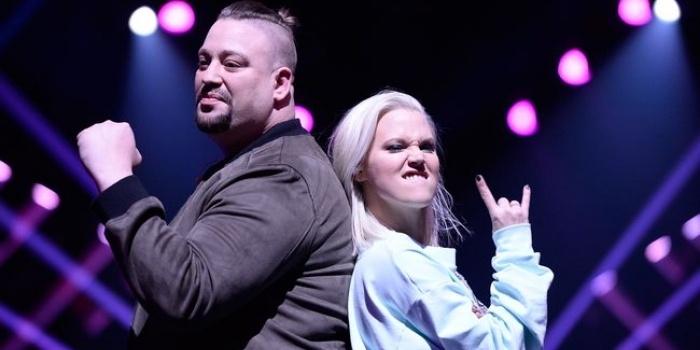 Melodifestivalen 2017: Nano and Ace Wilder