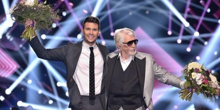 Melodifestivalen 2017: Robin Bengtsson & Owe Thörnqvist