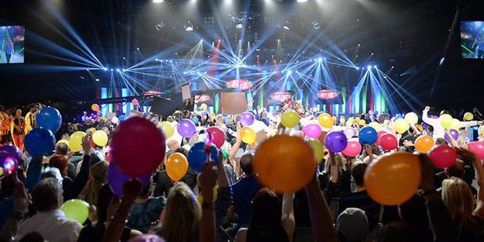 Melodifestivalen Balloons