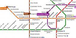 Eurovision Metro Map Vienna (PDF)