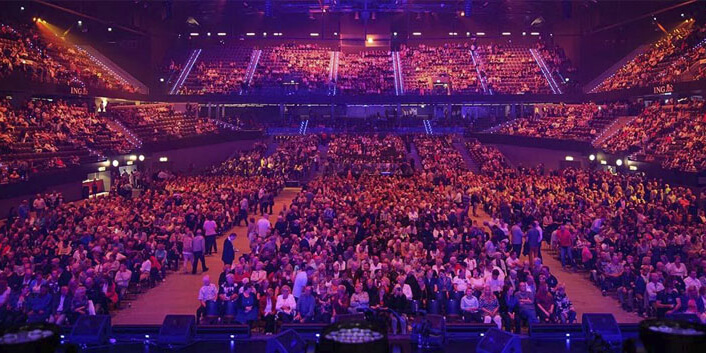 Netherlands 2020 Arena: Ahoy Rotterdam