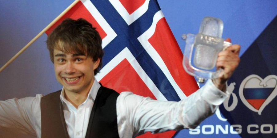 Norway 2009: Alexander Rybak