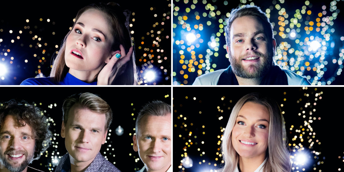 Norway MGP 2020: Semi-final 4 artists