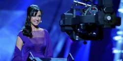 Petra Mede from Eurovision 2013