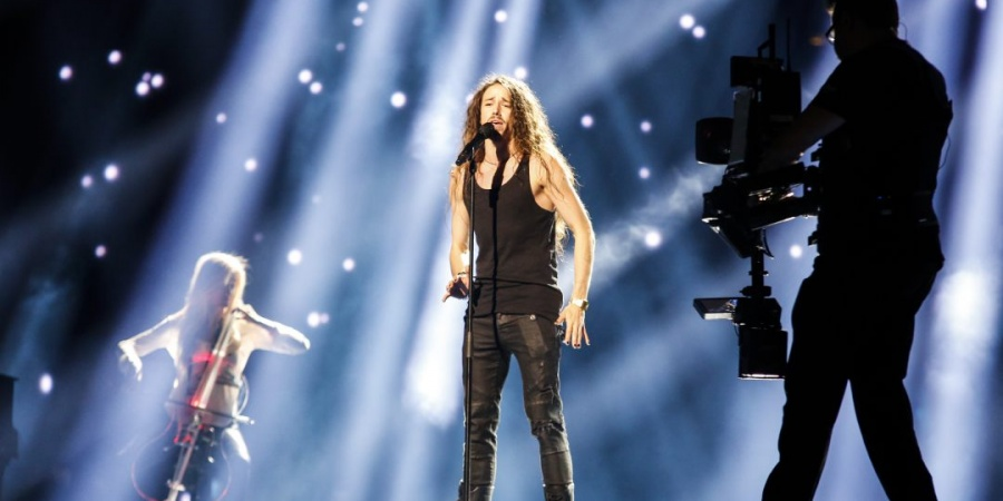 Poland 2016: Michał Szpak's first rehearsal