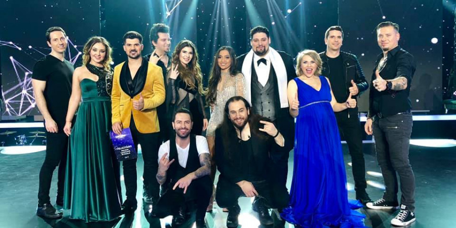 Romania Selecția Națională 2019: Qualifiers from Semi-final 1