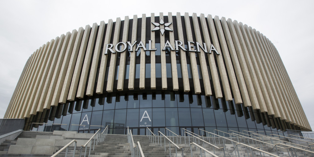 Royal Arena in Copenhagen, Denmark