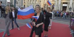 Russia: Polina Gagarina