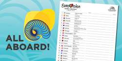 Scorecards Eurovision Song Contest 2018 Final