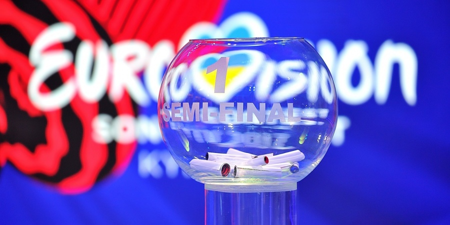 Semi-final allocation draw 2017