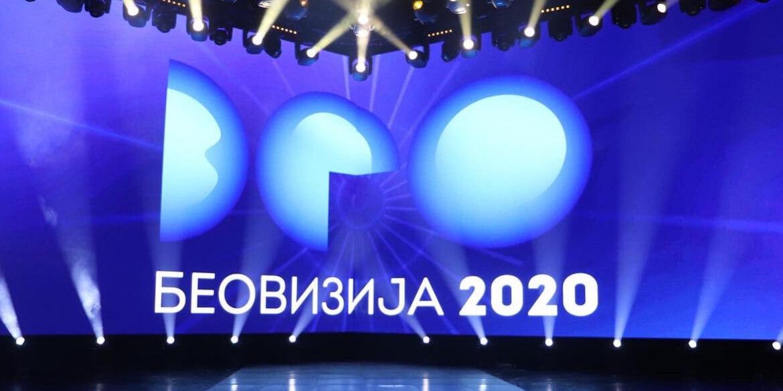 Serbia Beovizija 2020