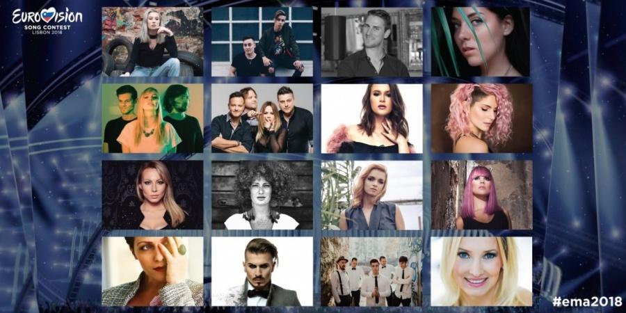 Slovenia EMA 2018 participants