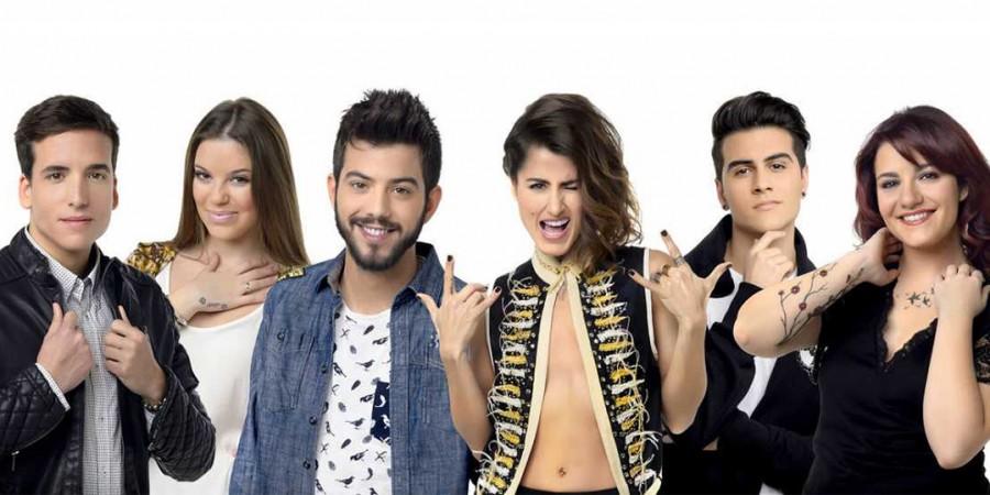 Spain 2016: Objetivo Eurovisión participants