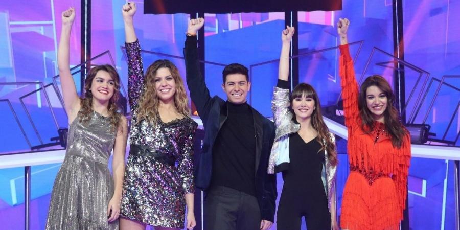 Spain 2018: Operación Triunfo finalists