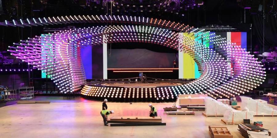 Stage Eurovision 2015 .