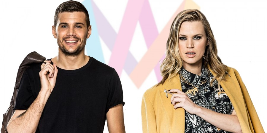 Sweden 2016 melodifestivalen Robin Bengtsson and Ace Wilder