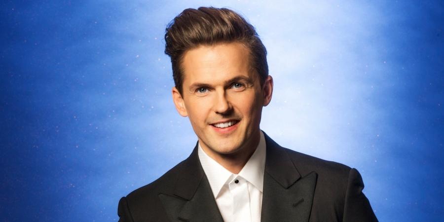 Sweden 2018 Melodifestivalen host: David Lindgren
