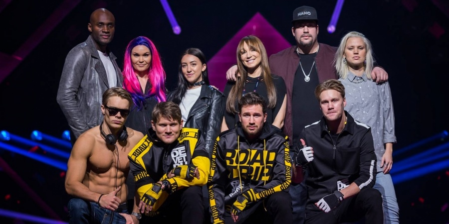 Sweden Melodifestivalen 2017: Participants deltävling 1, Göteborg