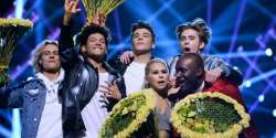 Sweden Melodifestivalen 2017 Second Chance Qualifiers