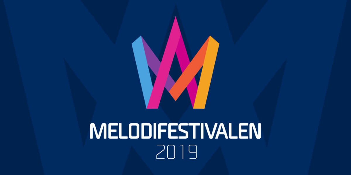 Sweden Melodifestivalen 2019 logo