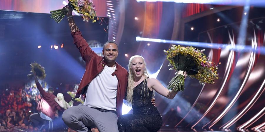 Melodifestivalen 2019 Deltävling 2: Sweden Melodifestivalen 2019: Wiktoria And Mohombi To The