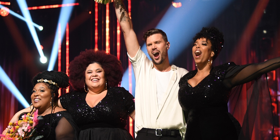 Sweden Melodifestivalen 2020: Robin Bengtsson and The Mamas