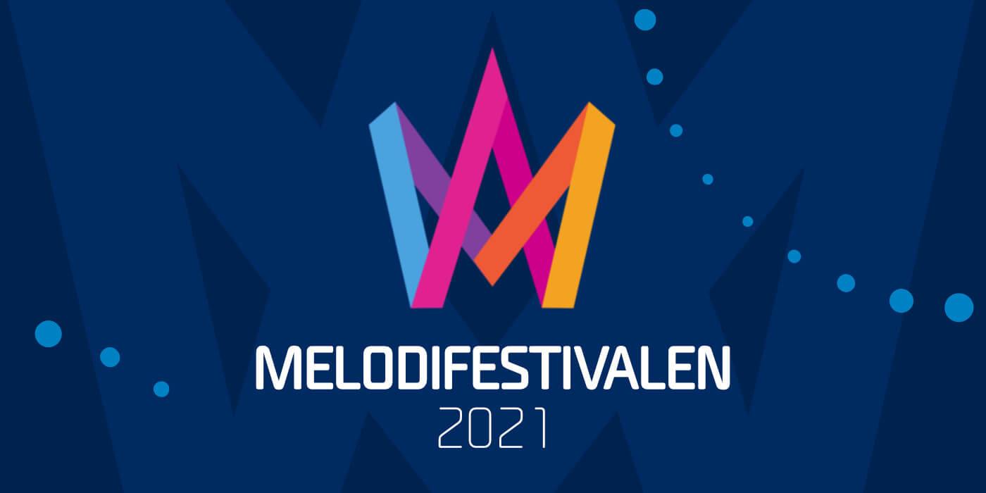 Sweden Melodifestivalen 2021 Logo
