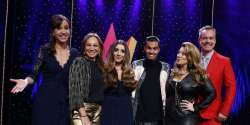 Sweden Melodifestivalen 2016 hosts