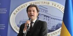 Ukraine: Minister of Culture Ievhen Nyschuk