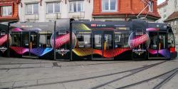 Vienna Eurovision Tram